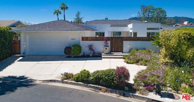 Los Angeles Single Family Home For Sale: 1943 Westridge Terrace