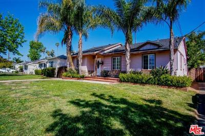 Van Nuys Single Family Home For Sale: 13837 Bessemer Street