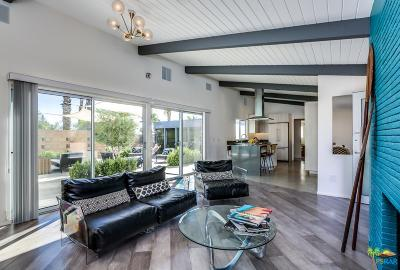 Palm Springs Single Family Home For Sale: 2425 North Tuscan Road