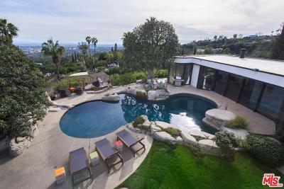 Beverly Hills Rental For Rent: 1096 Wallace Ridge