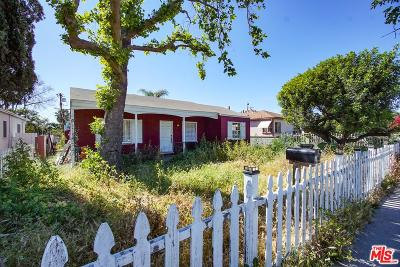 North Hollywood Single Family Home For Sale: 7443 Troost Avenue