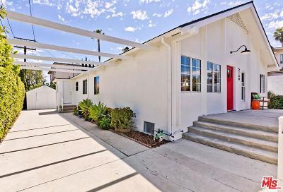 Single Family Home For Sale: 5160 De Longpre Avenue
