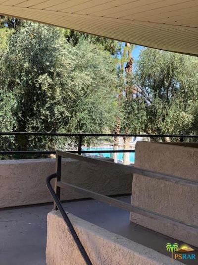 Palm Springs Condo/Townhouse For Sale: 680 North Ashurst Court #I-206