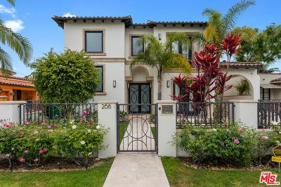 Beverly Hills Rental For Rent: 268 South Clark Drive