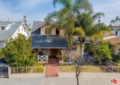 Los Angeles Single Family Home For Sale: 134 South Dillon Street
