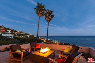 Malibu Single Family Home For Sale: 3989 Villa Costera