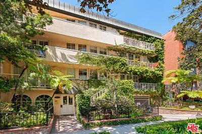 Los Angeles County Condo/Townhouse For Sale: 933 Hilgard Avenue #202