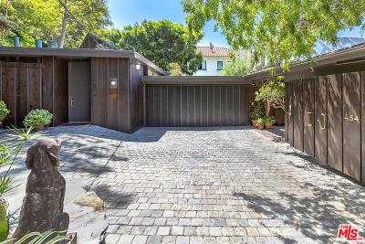 Santa Monica Single Family Home For Sale: 454 Stassi Lane