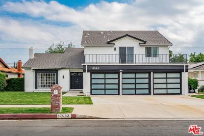 Northridge Single Family Home For Sale: 17082 Calahan Street