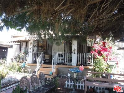 Los Angeles Single Family Home For Sale: 3822 South Van Ness Avenue