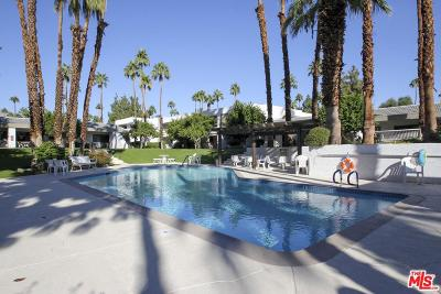 Palm Springs Condo/Townhouse For Sale: 5301 East Waverly Drive #124