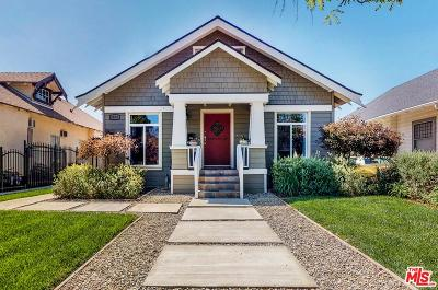 Los Angeles Single Family Home For Sale: 2106 West 31st Street