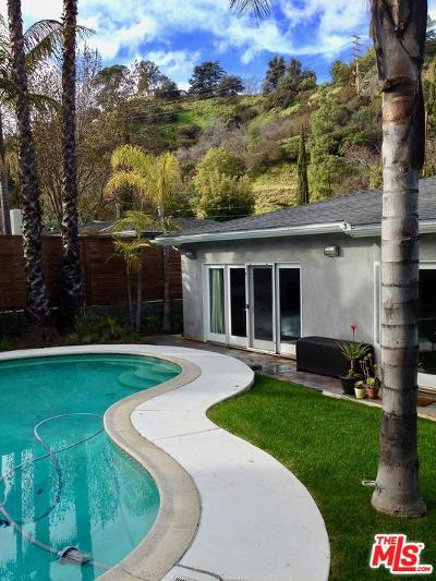 Los Angeles CA Single Family Home For Sale: $1,650,000
