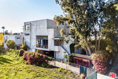 Los Angeles County Single Family Home Active Under Contract: 1531 Wellesley Avenue