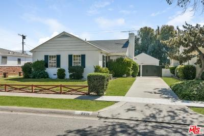 Alhambra Single Family Home Active Under Contract: 2236 South Campbell Avenue