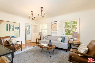 Single Family Home Active Under Contract: 11901 Kiowa Avenue