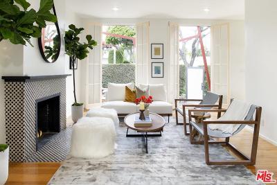 Los Angeles County Single Family Home Active Under Contract: 8834 Dorrington Avenue