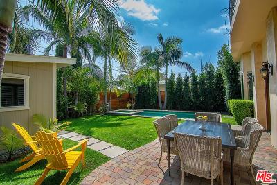 Beverly Hills Single Family Home For Sale: 422 South Crescent Drive