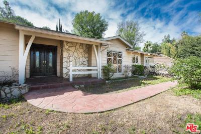 Los Angeles County Single Family Home For Sale: 19320 Wells Drive