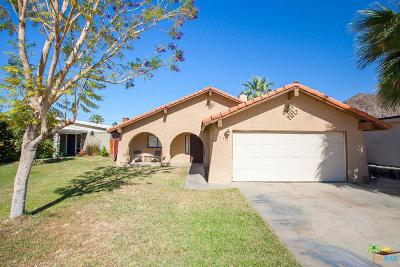 La Quinta Single Family Home For Sale: 51890 Avenida Villa