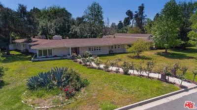 Pasadena Single Family Home For Sale: 3670 Lombardy Road