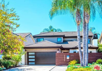 Sherman Oaks Single Family Home For Sale: 14706 Albers Street