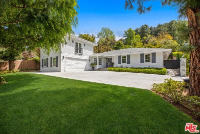 Beverly Hills Single Family Home Active Under Contract: 9565 Sherwood Forest Lane
