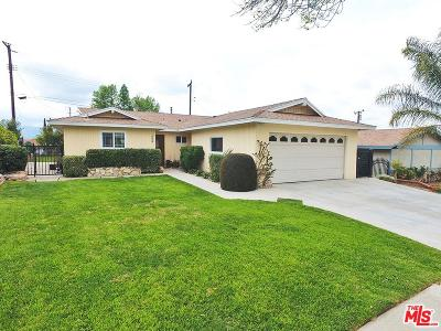 Canyon Country Single Family Home Active Under Contract: 19508 Steinway Street
