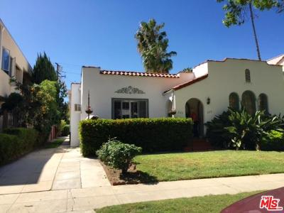 Beverly Hills Rental For Rent: 229 North Swall Drive