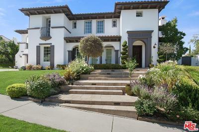 Calabasas Single Family Home For Sale: 25385 Prado De Las Fresas