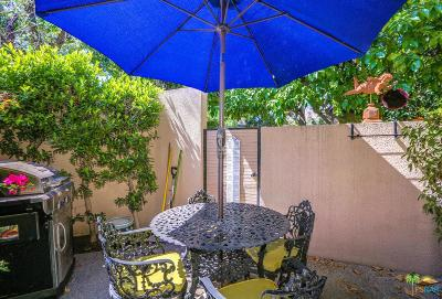 Palm Springs Condo/Townhouse For Sale: 843 South Village Square