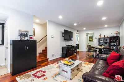 Condo/Townhouse For Sale: 1611 Granville Avenue #4