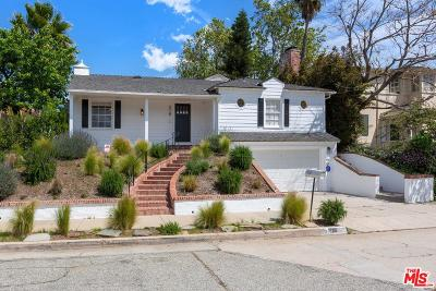 Los Angeles County Single Family Home Active Under Contract: 218 South Thurston Avenue