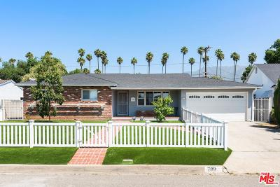 Altadena Single Family Home For Sale: 739 Stonehurst Drive