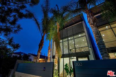 Los Angeles County Single Family Home For Sale: 303 Venice Way