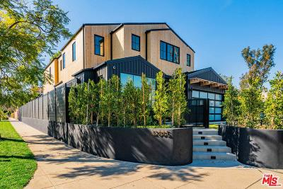 Studio City Single Family Home Sold: 12005 Woodbridge Street