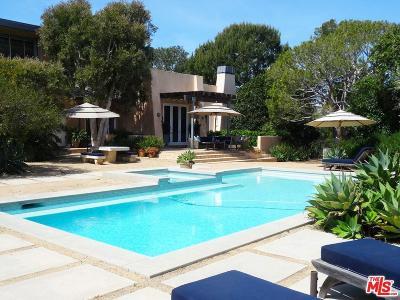 Malibu Single Family Home For Sale: 6851 Fernhill Drive
