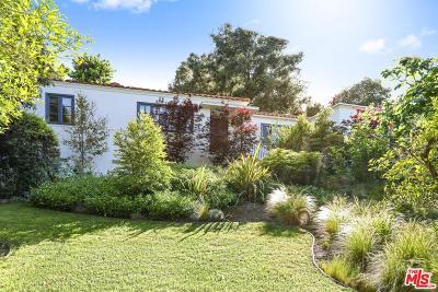Sherman Oaks Single Family Home For Sale: 4217 Noble Avenue