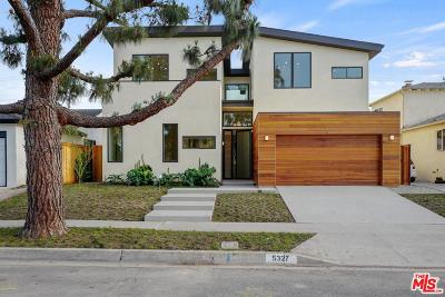 Culver City Single Family Home For Sale: 5327 Dobson Way