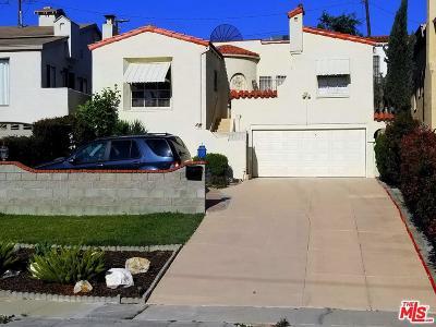Los Angeles Single Family Home For Sale: 6120 South Verdun Avenue