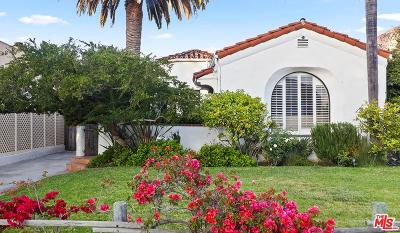 Los Angeles County Single Family Home Active Under Contract: 2214 Parnell Avenue