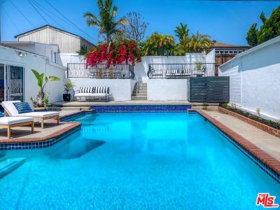 Single Family Home For Sale: 8331 Bleriot Avenue