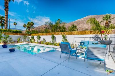 Palm Springs Single Family Home For Sale: 534 South Calle Ajo