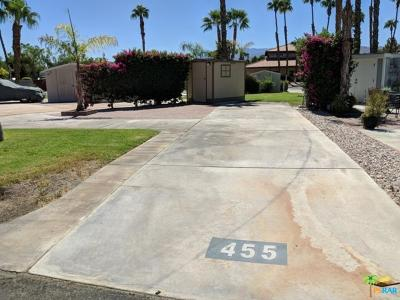Cathedral City North (335), Cathedral City South (336) Rental For Rent: 69801 Ramon Road #455