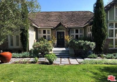 Los Angeles Single Family Home For Sale: 236 South Larchmont Boulevard