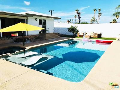 Cathedral City Single Family Home Active Under Contract: 38180 Dorn Road