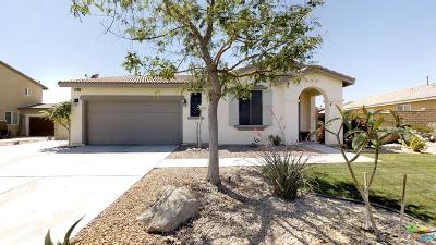 Indio Single Family Home For Sale: 37661 Denton Drive