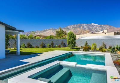Palm Springs Single Family Home For Sale: 3095 North Farrell Drive