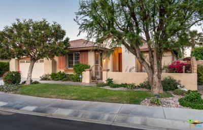 Rancho Mirage Single Family Home Active Under Contract: 112 Via Tiberio