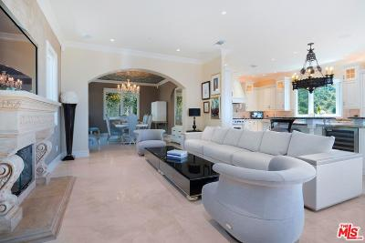 Sherman Oaks Single Family Home For Sale: 3601 Dixie Canyon Avenue